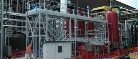 Condensate Water Polishing Plant