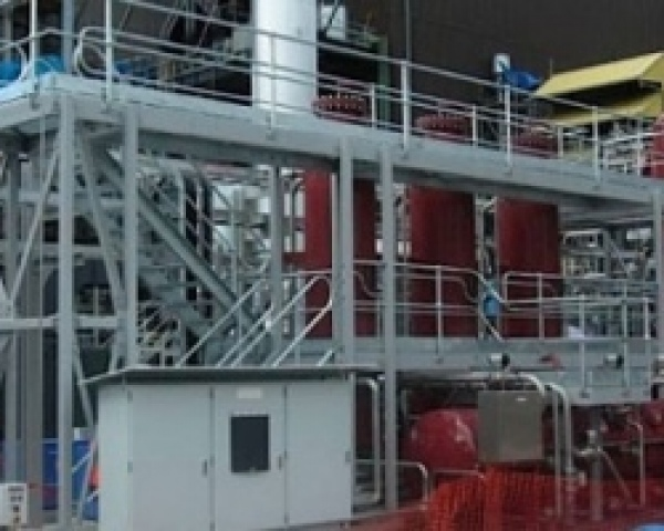 HUNTLY Condensate Water Polishing Plant